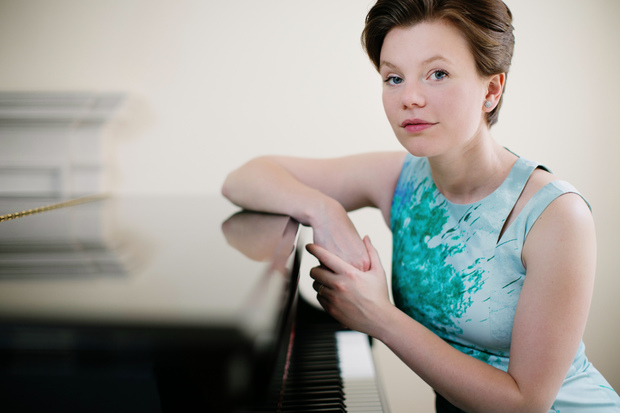UK pianist Clare Hammond