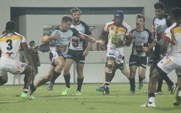 The PNG Hunters have won three of four games so far this season.