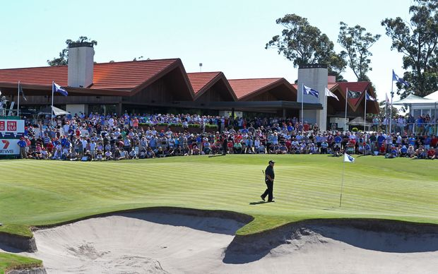 Huntingdale Golf Club, Victoria.