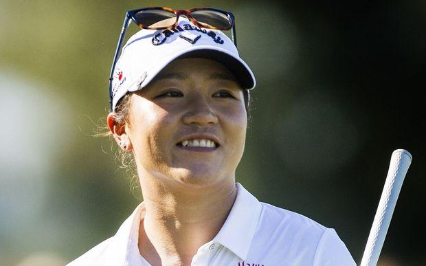 New Zealand Golfer Lydia Ko 2016