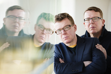 The Proclaimers's Craig and Charlie Reid