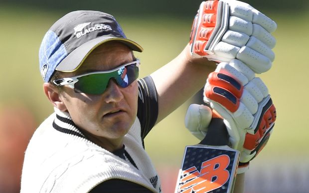 Black Caps coach Mike Hesson