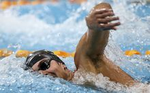 Matt Stanley is one of six swimmers to post a Rio Olympic qualifying time.