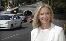 Mayoral candidate Jo Coughlan says her top priority is to improve Wellington's infrastructure.
