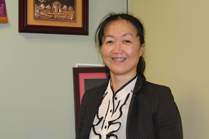 Berlinda Chin, Director Office of Ethnic Communities, DIA.