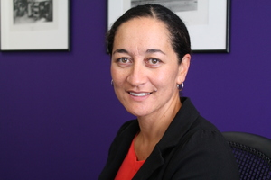 The Ministry for Women principal policy analyst Helen Potiki.