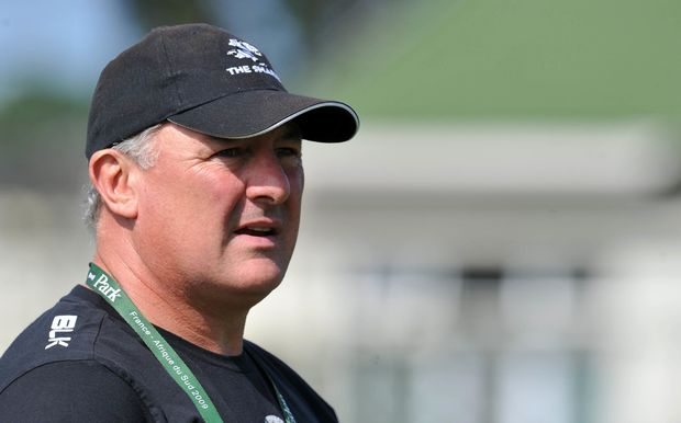 Sharks coach Gary Gold.