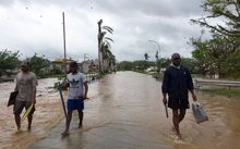 After days of heavy rainfall, which have  flooded streets in Fiji's western division of Ba, a new cyclone is closing in.