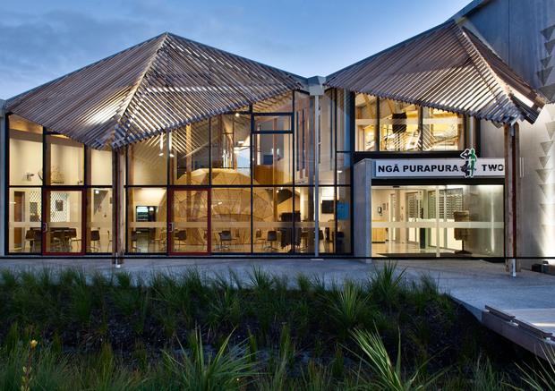 maori architecture creates a sense of place  designer