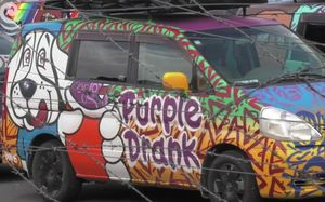 Queenstown-Lakes District Council want to see if they can prosecute Wicked Campers for displaying displaying sexually explicit slogans on their vans.