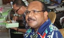 Markus Haluk of the United Liberation Movement for West Papua.