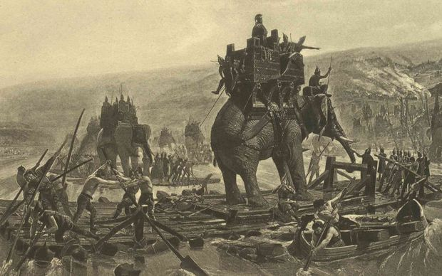 an analysis of hannibal a man in rome Eve macdonald's book does not just tell the story of hannibal it offers an acute analysis of the evidence in ancient rome and charlotte man.