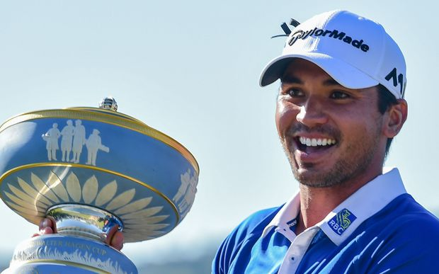 World golf number one Australian Jason Day.