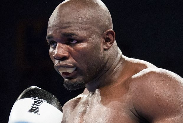 French boxer Carlos Takam