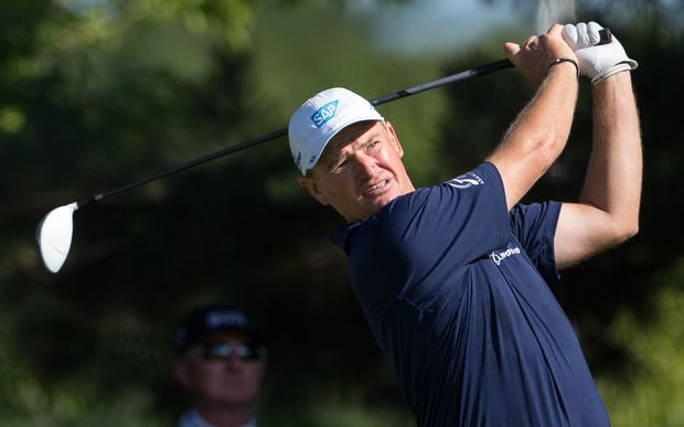 Ernie Els had a first hole meltdown at the Masters.