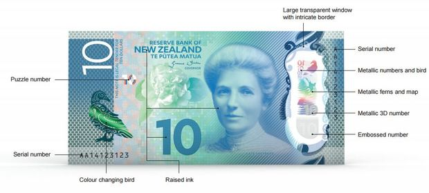 The new notes feature improved security.