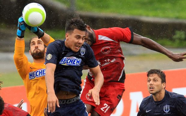 Auckland City made a winning start to the Oceania Champions League defence.