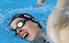 Lauren Boyle heads a list of eight swimmers nominated for Rio.