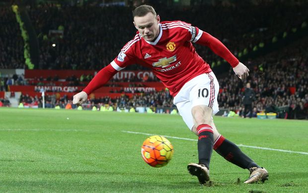 Wayne Rooney is on the comeback trail for Manchester United.