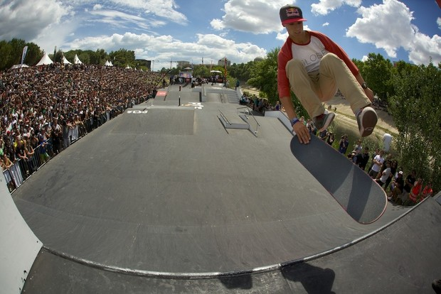 Could skateboarding become an Olympic sport ?