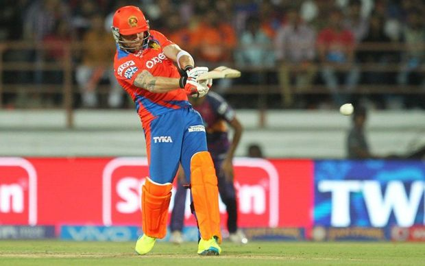 Brendon McCullum finds form in IPL.