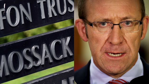 Mossack Fonseca and Labour leader Andrew Little