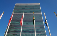 United Nations, New York.