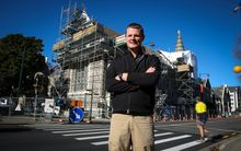 Regenerate Christchurch chairman Andre Lovatt