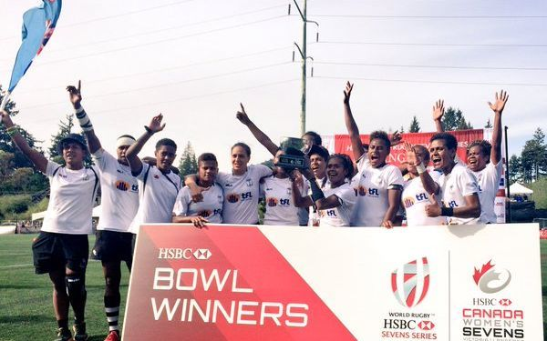 Fiji win the bowl title in Canada.