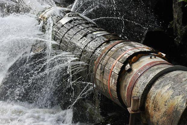 Image result for major water repair