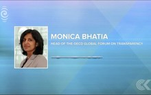 The OECD's Monica Bhatia on the fight for tax transparency