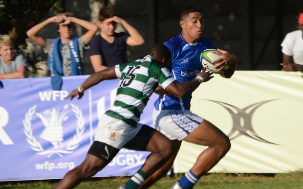 Samoa scored eight tries in overcoming hosts Zimbabwe 54-24 at the World Rugby U20 Trophy 2016 in Harare.