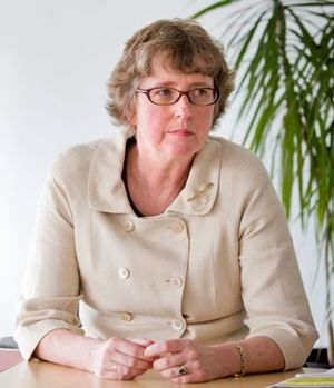 Auditor-General Lyn Provost.