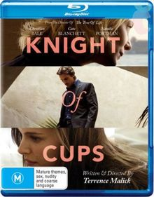 Knight of Cups pack shot