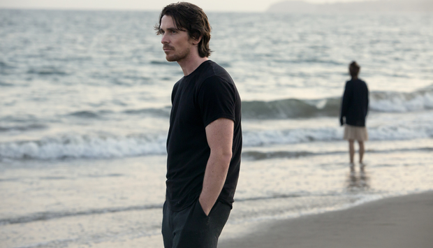 Christian Bale in Terrence Malick's Knight of Cups