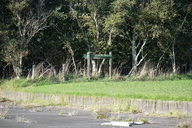 """There's an overgrown paddock with a mouldy sign. It's embarrassing,"" said Mayor Andrew Judd."