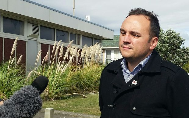 Porirua mayor Nick Leggett