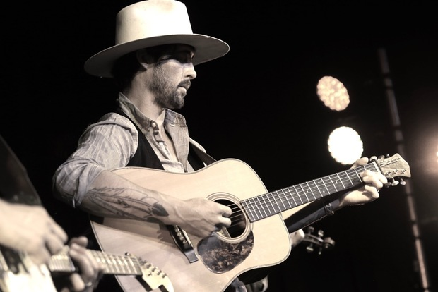 Ryan Bingham at the Tuning Fork, Auckland, April 2016.