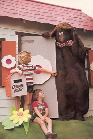 The Cookie Bear Club had more than 160,000 members at its peak in the 1970s.