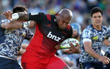 Crusaders winger Nemani Nadolo has been suspended for four weeks.