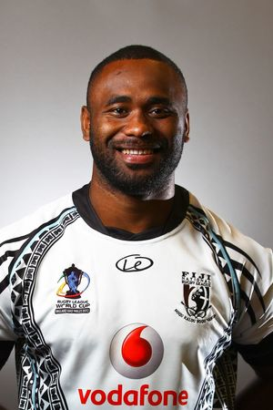 Semi Radradra Turagasoli Waqavatu, pictured here in Fiji gear at the 2013 Rugby League World Cup (Alex Whitehead/SWpix.com)