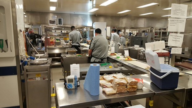Compass Group's catering operations at Dunedin Hospital