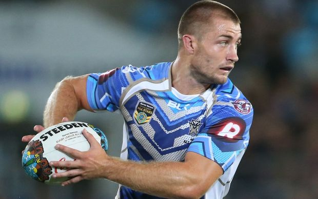 Parramatta and Kiwis player Kieran Foran
