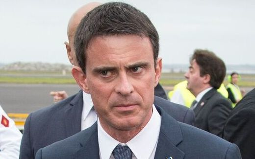 Valls writes letter to New Caledonia