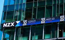 NZX in Auckland.