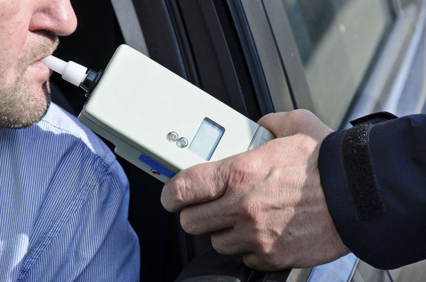 From tomorrow, 200 of the breathalysers will be reintroduced in test mode (file picture).