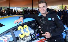 For how much longer will New Zealand's Scott McLaughlin be driving a Volvo?