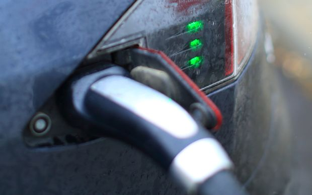 Electric cars close to price parity, conference told | RNZ News