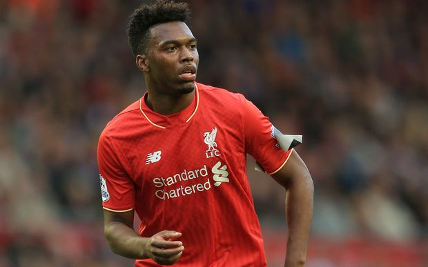 Liverpool's Daniel Sturridge had a strong game, scoring one of the home side's goals.