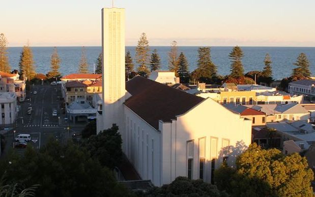 Waiapu Anglican Cathedral of St John the Evangelist, Napier